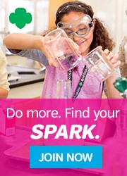 Join Girl Scouts Today!